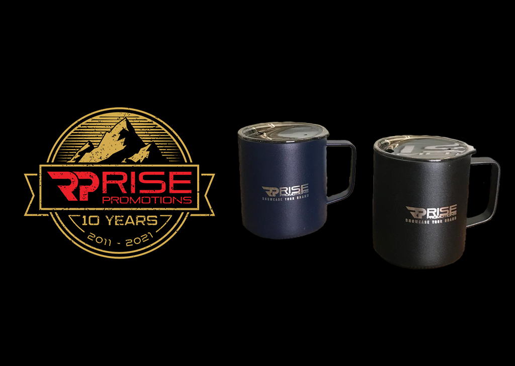 Rise Tumbler Mugs