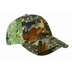 King's Camo® Poly-Twill Cap