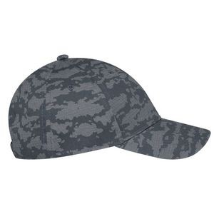 Cotton Drill/6 Panel Constructed Full-Fit (Urban Camo)